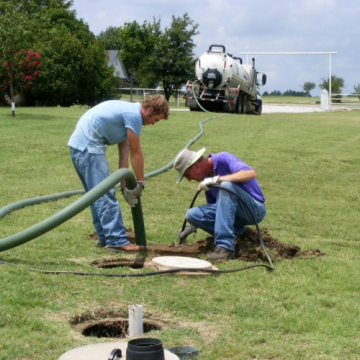 Pump Out Septic Services
